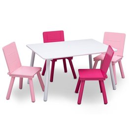 Delta Children Delta Children Kids Table and Chairs Set