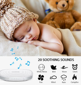 Fly Charlie AuCuTee S5 Sleep Therepy White Noise Machine