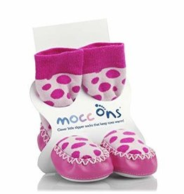 Mocc Ons Mocc Ons Pink Spots