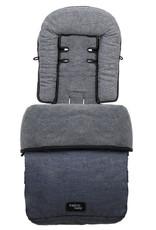 Valco Snug Footmuff Tailormade Denim