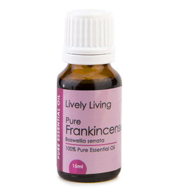 Lively Living Lively Living Frankincense Boswellia Serrata 100% Pure 15ml