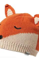 Dozer Dozer Baby Boys Beanie Fox Rust L