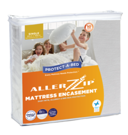 Protect-A-Bed Protect-A-Bed Allerzip Encasement Waterproof Mattress protector