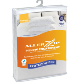 Protect-A-Bed Protect-A-Bed Allerzip Encasement Pillow protector