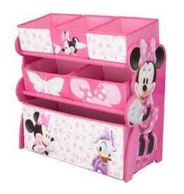 Delta Children Delta Children Multi Bin Toy Organiser Minnie Mouse