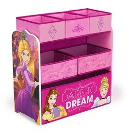 Delta Children Delta Children Multi Bin Toy Organiser Disney Princess