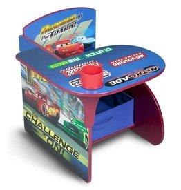 Delta Children Delta Children Chair Desk with Storage Bin Cars