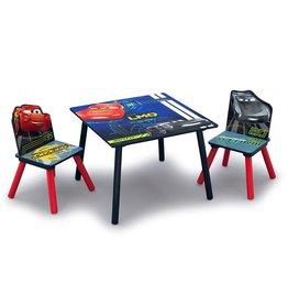 Delta Children Delta Children Table and Chair Set Cars