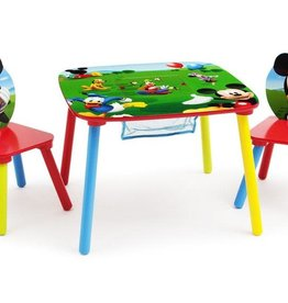 Delta Children Delta Children Table and Chair Set Mickey Mouse