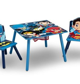Delta Children Delta Children Table and Chair Set Super Friends