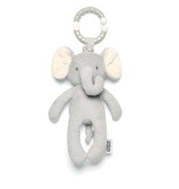 Mamas and Papas Mamas and papas Soft Toy - Jitter Elephant Grey
