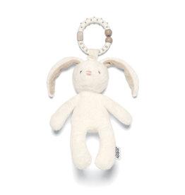 Mamas and Papas Mamas and papas Soft Toy - Jitter Bunny Cream