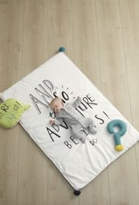 Mamas and Papas Mamas and papas Playmat - Giant Double Sided Milestone Floormat