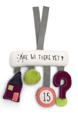 Mamas and Papas Mamas and papas Interactive Hanging Travel Toy - Are We There Yet