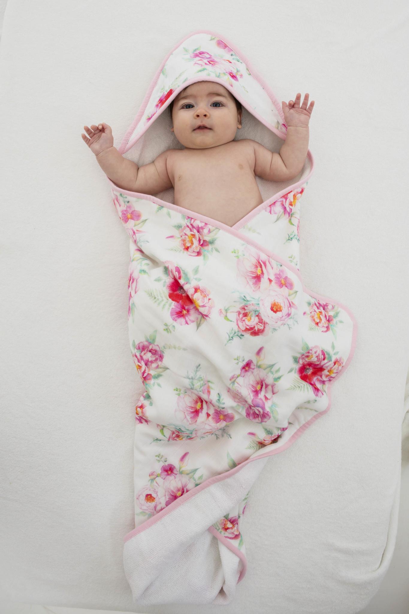 All4Ella All4Ella Hooded Towel