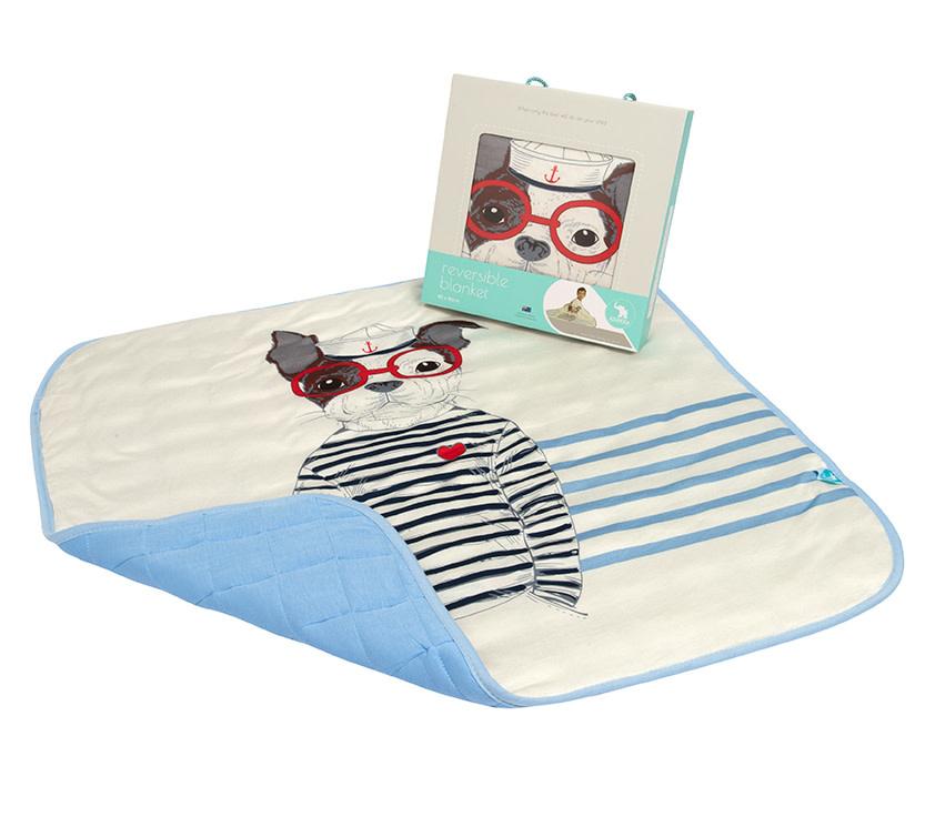 All4Ella All4Ella Reversible Blanket