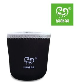 Haaka Haakaa 350ml Stainless Steel Cup/180ml Wide Neck Glass Bottle Sleeve