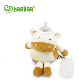 Haaka Haakaa Soft Toy Wide Neck Glass Bottle Covers