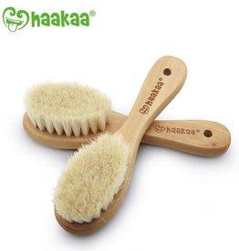 Haaka Haakaa Goat Wool Baby Hair Brush