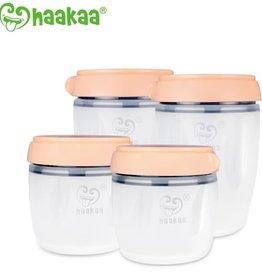 Haaka Haakaa Generation 3 Silicone Breastmilk Storage Set