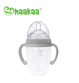 Haaka Haakaa 250ml Generation 3 Silicone Baby Bottle