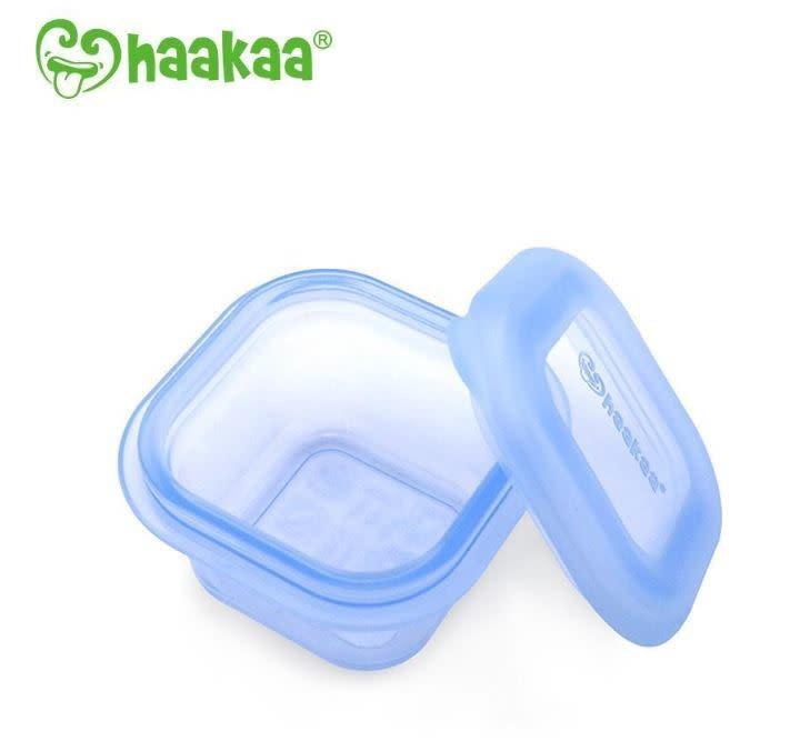 Haaka Haakaa 100ml Silicone Breast Milk and Food Container