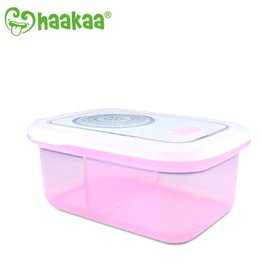 Haaka Haakaa 900ml Silicone Food Container-2 Compartment