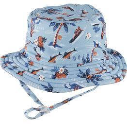 Dozer Dozer Baby Boys Bucket Makai Blue