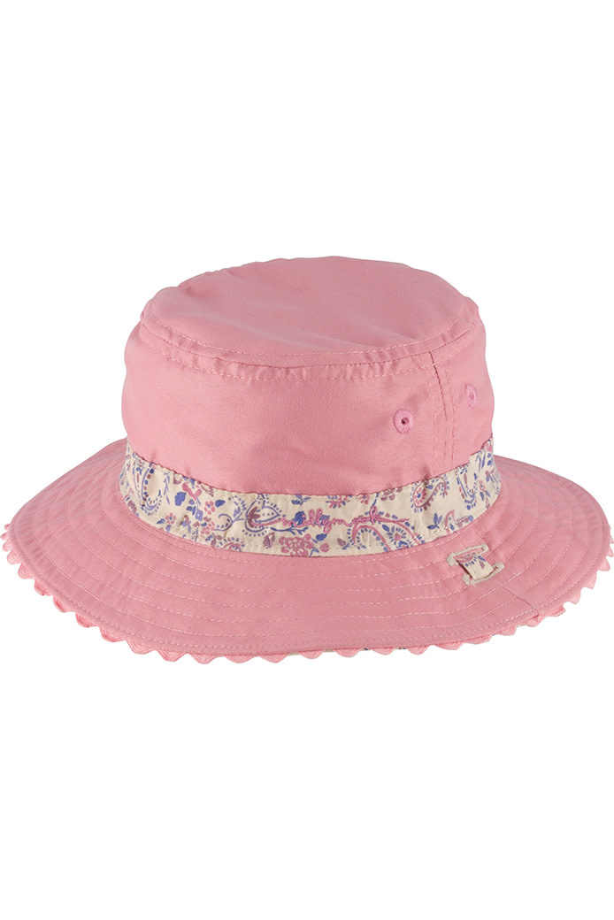 Millymook Baby Girls Bucket - Adalyn Mauve