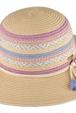 Millymook Millymook Girls Wide Brim - Simone Natural