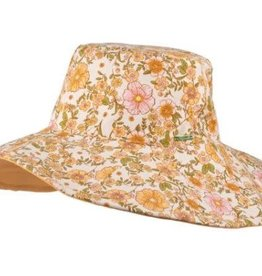 Millymook Millymook Girls Wide Brim - Lori Orange