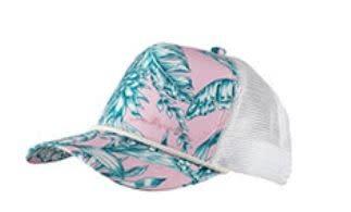 Millymook Millymook Girls Trucker Cap - Skyler Pink