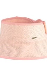 Millymook Millymook Girls Roll Up Visor - Ivy Peach