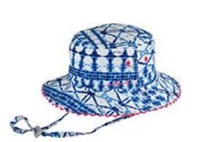 Millymook Millymook Girls Bucket - Tammy Blue