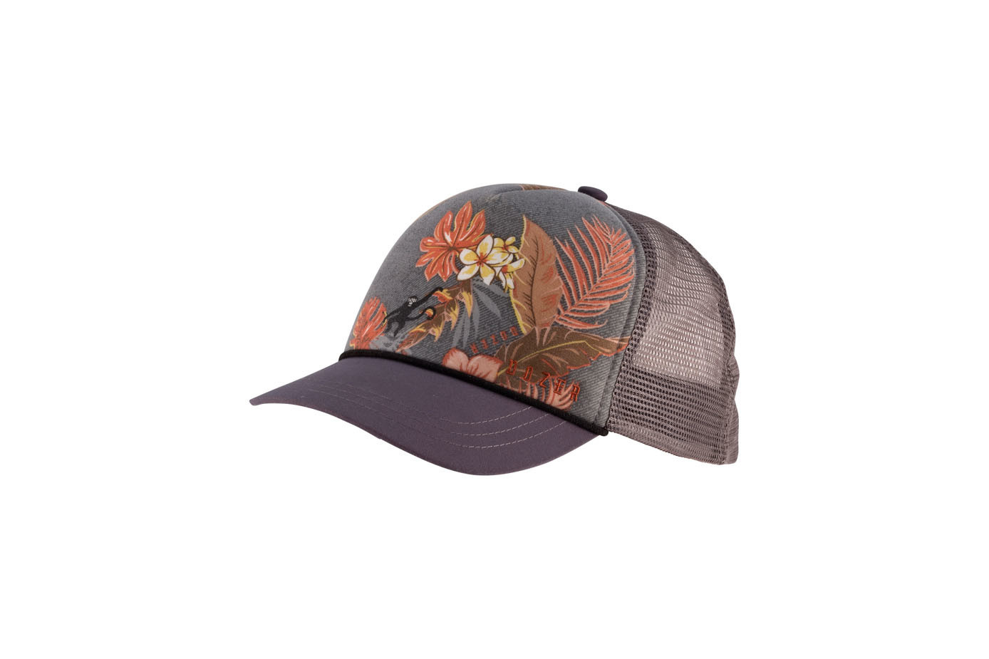 Dozer Dozer Boys Trucker Cap - Jacob Charcoal