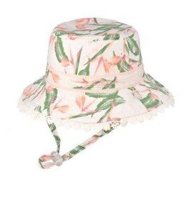 Millymook Millymook Baby Girls Bucket Sofi Cream