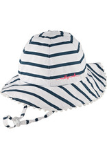 Millymook Baby Girls Bucket - Skipper White/Navy