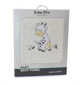 Bubba Blue Bubba Blue Vanilla Playtime Bath Towel