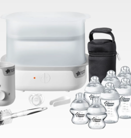 Tommee Tippee Tommee Tippee Essentials Kit White