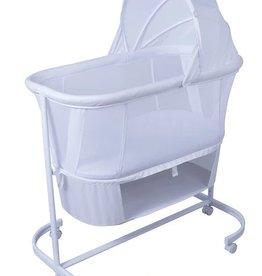 Childcare Childcare Harlo Bassinet White