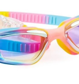 Bling2O Bling2O Girl's Goggles New Camp Color War - Rainbow Blast Coral