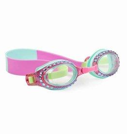 Bling2O Bling2O Girl's Goggles Glitter Classic (NEWGCL12G18)