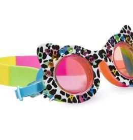 Bling2O Bling2O Girl's Goggles The Catwalk Multi Colour Midnight Meow Multi