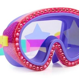 Bling2O Bling2O Girl's Rocks Star Glitter Mask
