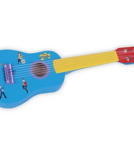 Discoveroo The Wiggles Mini Guitar