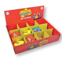 Discoveroo The Wiggles Mini Castanets