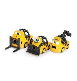 Oball Oball Construction Cruisers Vehicle Set