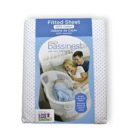 Halo Halo Bassinet Extra Fitted Sheet