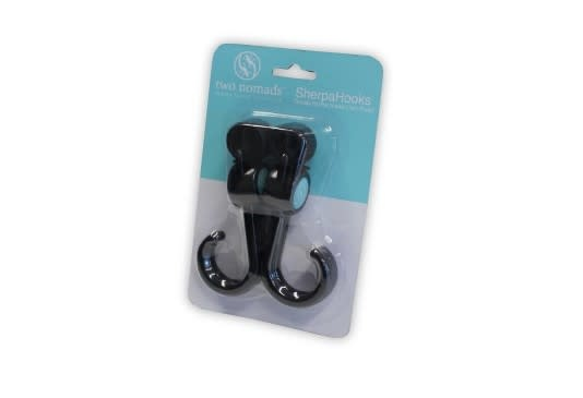 Two Nomads Two Nomads Sherpa Hooks (Twin pack of double hooks)