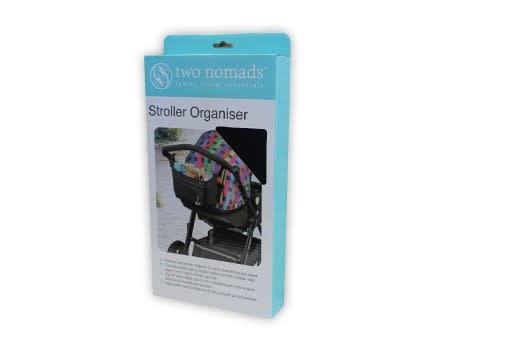 Two Nomads Two Nomads Neoprene Stroller organizer